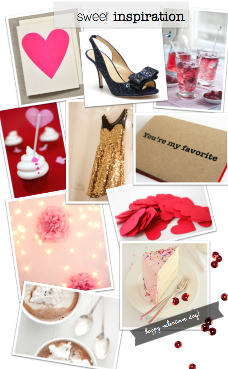 valentines day inspiration board